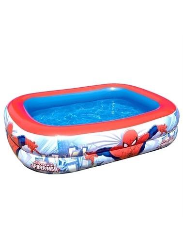 Bestway Bestway Spiderman Temalı Büyük Aile Havuzu 98011 Renkli